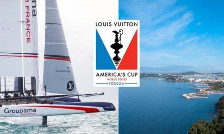 Coupe de l'America à Toulon: la fête estfinie