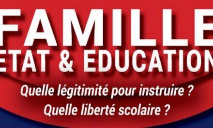 École, Famille, État et Éducation: quelle légitimité pour instruire?