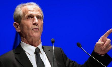 Hubert Falco, patron duVar