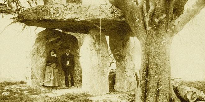 Le dolmen de la fée à Draguignan, 4000 ans d'histoire