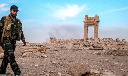 La reprise de Palmyre