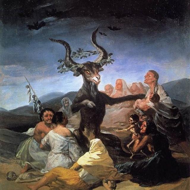 Le-Sabbat-des-Sorcières-Fancisco-de-Goya-1798