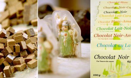 L'abbaye de Castagniers: dans les coulisses de la chocolaterie
