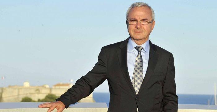 Jean Leonetti député-maire Antibes