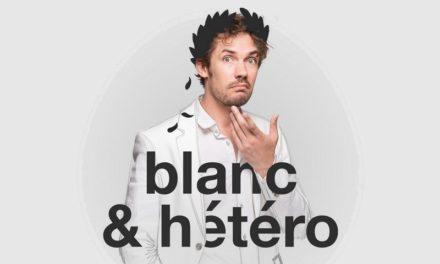 L'humour blanc d'Arnaud Demanche, blanc et hétéro