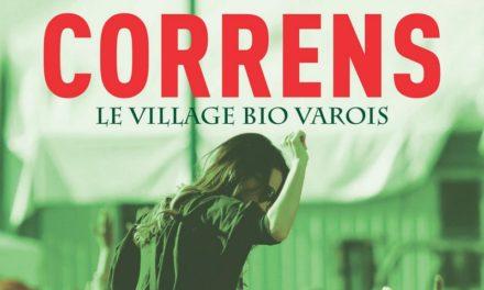 Correns, le village bio varois