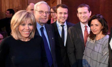 Macron fait lejob