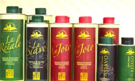 Les huiles d'olive des moines de l'abbaye du Barroux: découverte en 3mn