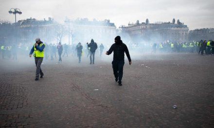 Nice: arrestation du biologiste qui enquête sur les gaz lacrymogènes