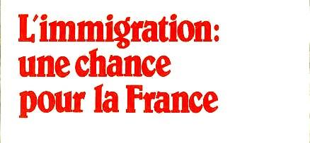 L'immigration, une chance pour la Justice