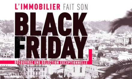 Black Friday: n'oubliez pas d'acheter votre appartement!