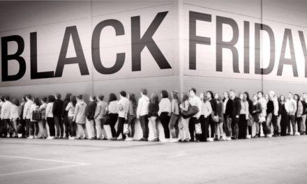 Black Friday? C'est vendredi noir cheznous!