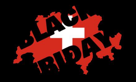 Black Friday vu par les Suisses