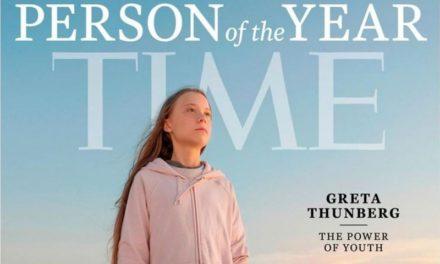 Greta Thunberg «Personnalité de l'année»: hourra!