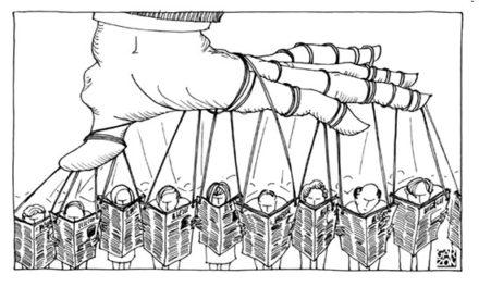 La solution de la crise fabriquée de la Covid n'est en aucun cas médicale mais politique