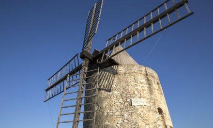 Macron, le moulin àvent