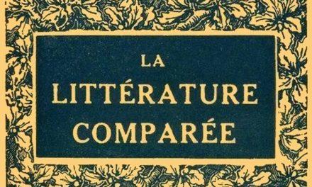 Petit exercice de littérature comparée