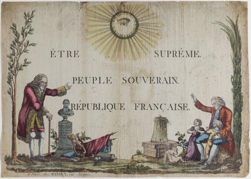 Être suprême - République française