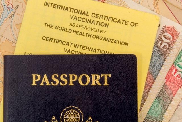 Passeport vaccination