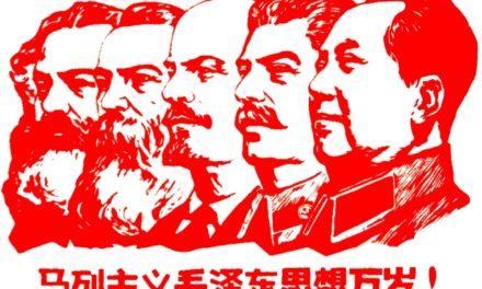 La République en Marche vers Staline? ou versMao?