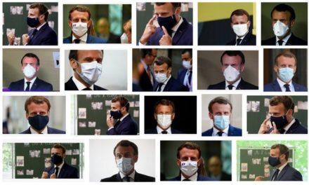 Macron va-t-il mourir de la Covid-19?