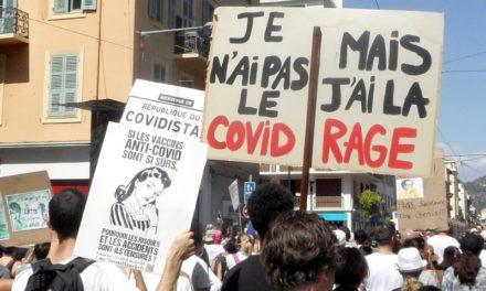 Nice, 21 août 2021: les antipass ne s'essoufflent pas