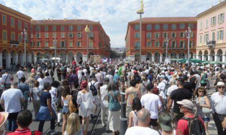 Nice: le Pouvoir ne parvient pas à endiguer la colère populaire