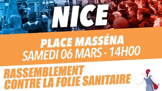 Les Patriotes - Nice - Samedi 6 février 2021