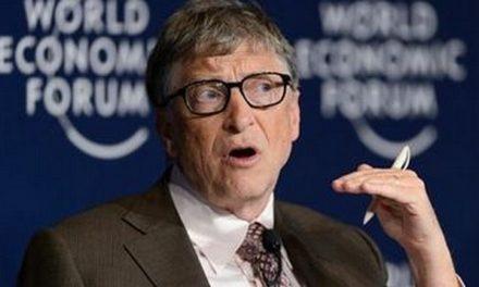Non! Bill Gates n'est pas mon modèle!