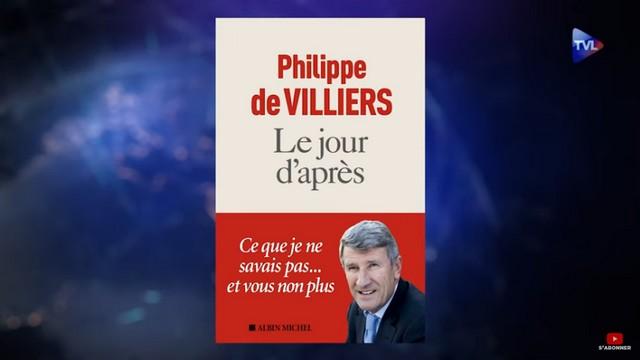 Philippe de Villiers - TVL - Jour après