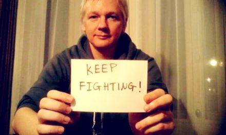 Le lanceur d'alertes Julian Assange aura 50 ans ce 3 juillet
