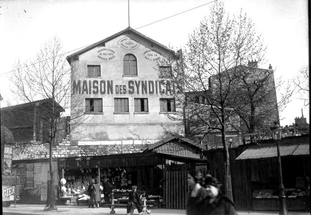 Maison des syndicats