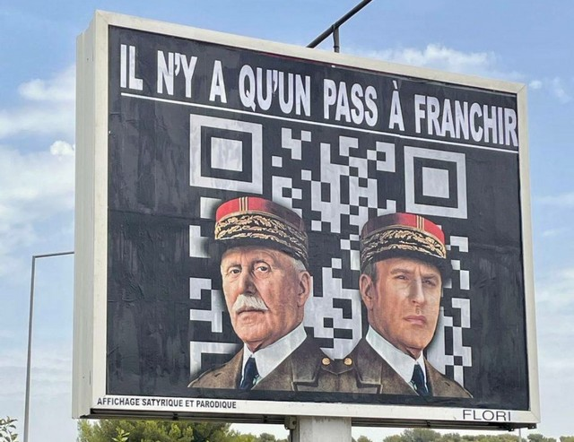 Pétain Macron