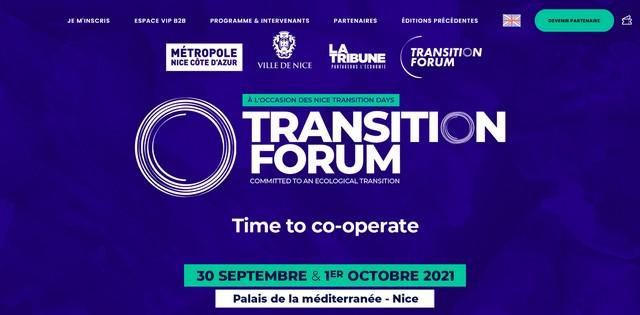Transition Forum Nice 2021
