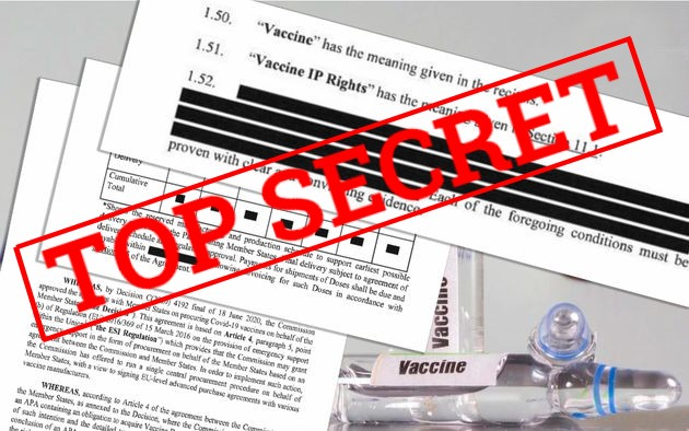 Contrat - Top secret